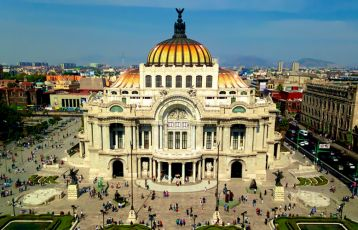 Mexiko City_Bellas Artes