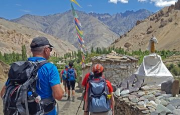 Indien Wanderreisen 13 Tage ab 2.245 €