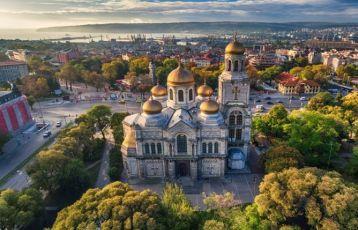 Varna Kulturreisen 4 Tage ab 369 €