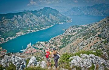 Wanderung Bucht von Kotor