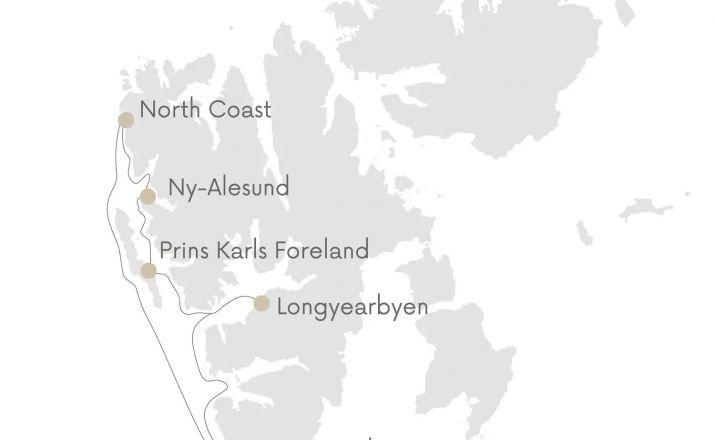 Eisiges Spitzbergen - Micro-Expeditions-Kreuzfahrt mit max. 12 Gästen PB Reisen - Designed to Travel! 1