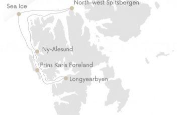 Longyearbyen Expeditions-Kreuzfahrten 9 Tage ab 7.300 €