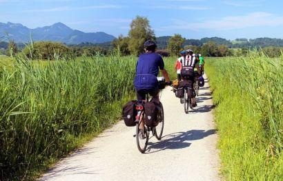 Bayerische Seen Radreise - Das Blaue Land