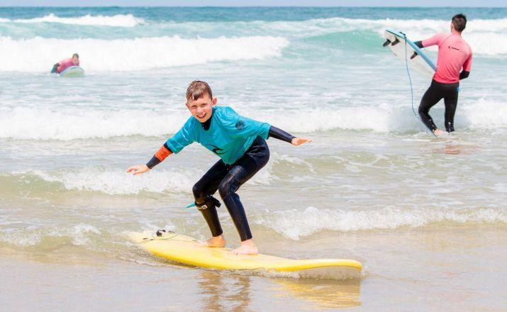 Familienurlaub im Seaside Camp St. Girons Plage elan sportreisen 1