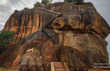 Sigirya Felsen Sri Lanka