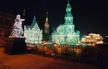 Dresden Silvesterreise für Singles
