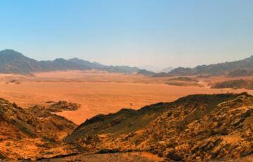 Ägypten - Sterne & Wüste  Faszination pur