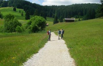 Wanderweg Garmisch