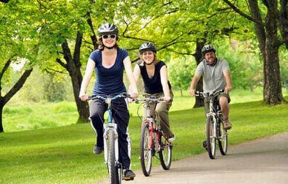 Mit dem Fahrrad durch Schlesien
