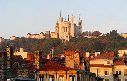 Stadtwandern Lyon, Städtereise