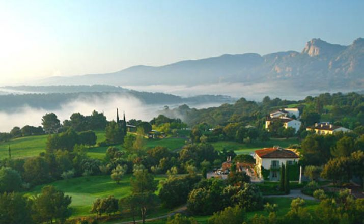 St endreol spa resort Provence