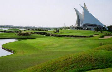 Dubai Creek Golf und Yachtclub