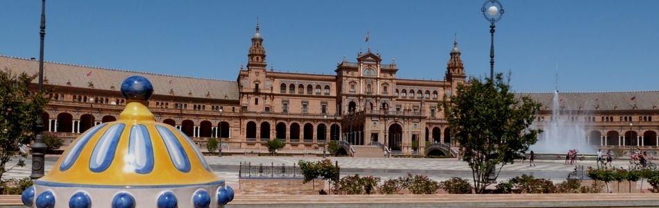 Sevilla - eine Stadt mit einzigartiger Architektur