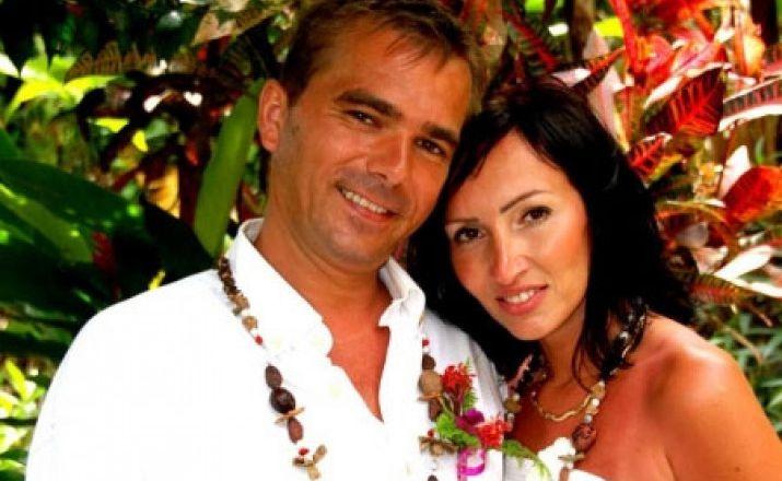 Hochzeit am Wasserfall im tropischen Urwald Grenadas Libos Fertig Touristik 1