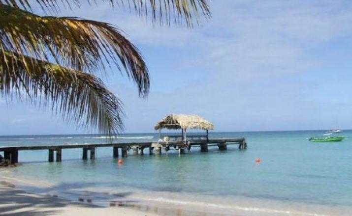 Romantische Robinson-Crusoe-Hochzeit in Tobago Libos Fertig Touristik 1