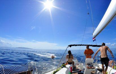 Segelurlaub Chilling deluxe: Segeltörn Ibiza & Mallorca