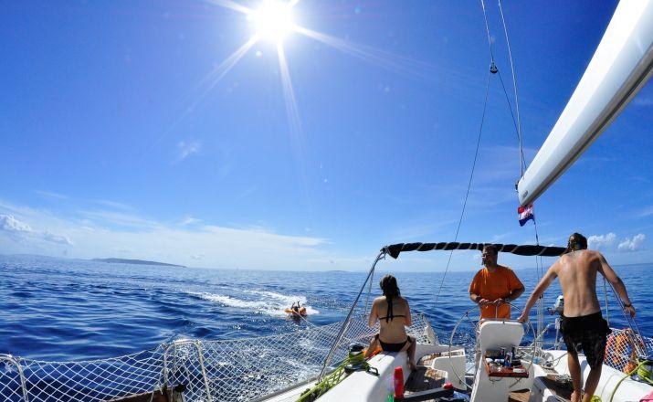 Segelurlaub Chilling deluxe: Segeltörn Ibiza & Mallorca SAILORAMA Segelreisen 1