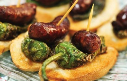 Real Food Adventure - North Spain