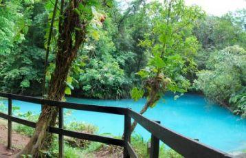 im Nationalpark Tenorio, Costa Rica