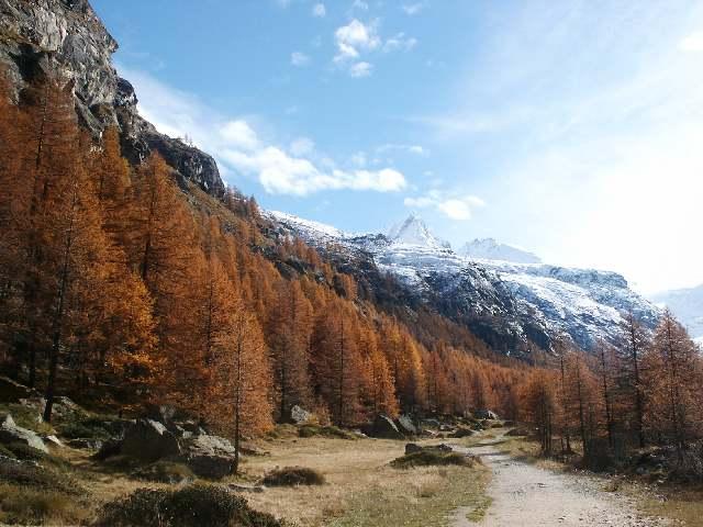 Aostatal, Piemont und Lombardei