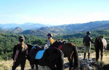 Zu Pferd im Peneda Geres Nationalpark