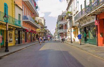 New Orleans Mietwagen-Rundreise 22 Tage ab 2.585 €
