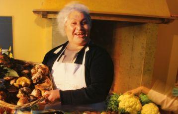 Kochen und Schlemmen mit Mamma Ornella
