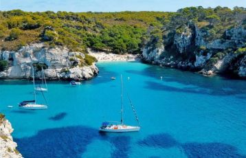 Menorca Segelreisen 8 Tage ab 790 €