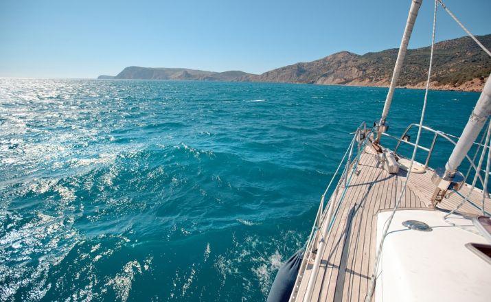 Mitsegeln: Segeln, trekken und entdecken. Oued (Fluss)-Trekking SAILORAMA Segelreisen 1