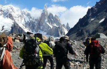 Cerro Torre Trek - Los Glaciares N.P. - Argentinien
