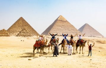 Kairo Luxusreisen 8 Tage ab 1.915 €