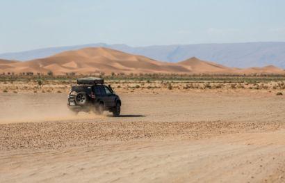 Erlebnisreise Südmarokko – Wüste und Berge