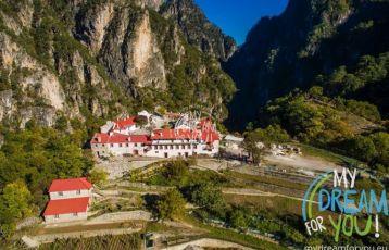 Epirus Wanderreisen 8 Tage ab 922 €
