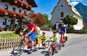 Tirol Radreisen 7 Tage ab 575 €
