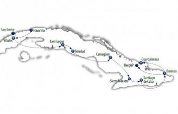 Entdecke Kuba