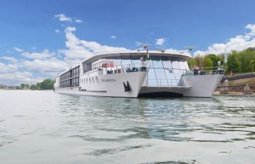 Budapest Flusskreuzfahrten 5 Tage ab 358 €